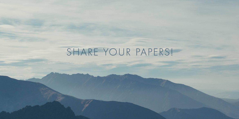「広める」という任務|論文を投稿するだけの時代から、その先へ。