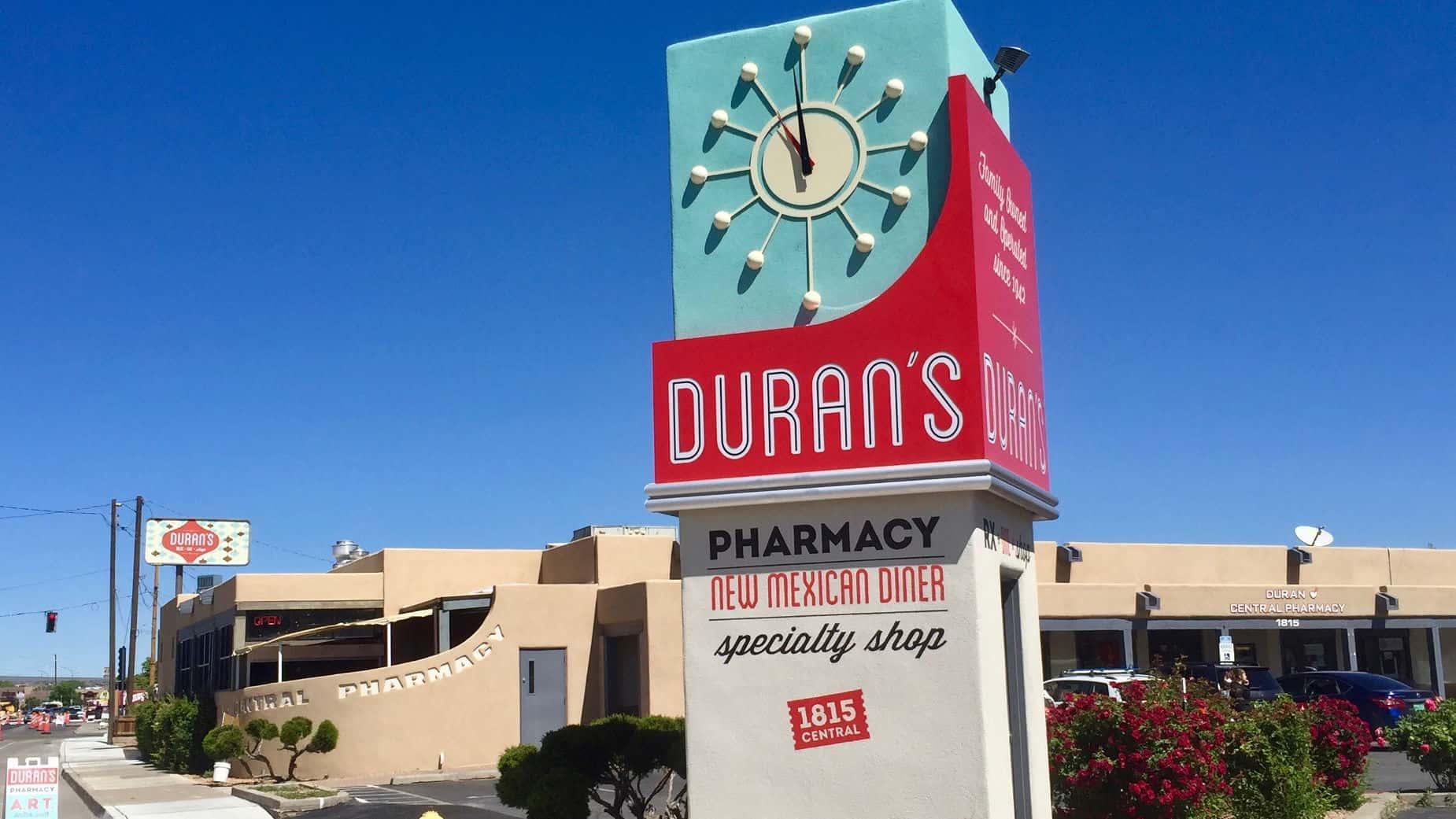 引用:Duran Central Pharmacy
